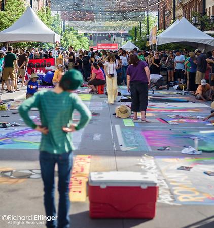 5.31.14 Chalk Art Festival